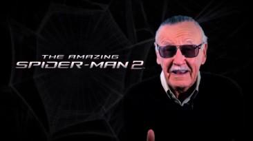 "The Amazing Spider-Man 2 ""Трейлер Stan Lee"""