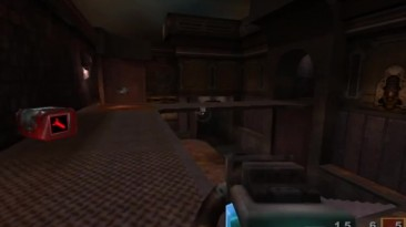 Как играют средние игроки в Quake 3 Arena #2