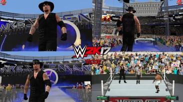 """WWE 2K17 """"UnderTaker WrestleMania 36 Attire WWE 2K19 Port MOD"""""""