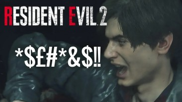 """Resident Evil 2 """"Very Angry Leon"""""""