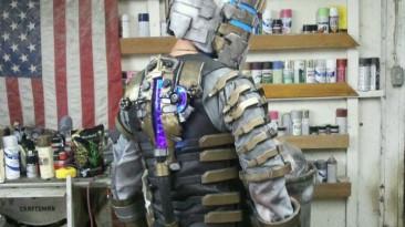Фанат Dead Space 2 соорудил инженерный костюм Айзека Кларка