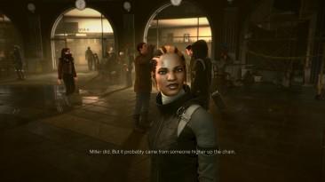 "Deus Ex: Mankind Divided ""GoldVision Reshade by Alex13"""