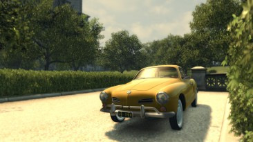 "Mafia 2 ""Volkswagen Karmann-Ghia Coupe"""