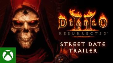 Diablo 2: Resurrected выйдет на ПК и консоли в конце сентября