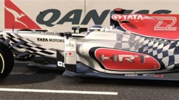 "F1 2011 ""HRT Cosworth F111"""
