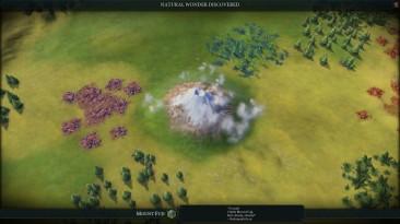 "Sid Meier's Civilization 6 ""Чудо природы: Гора Фудзи / Sukritact's Fuji [RUS]"""
