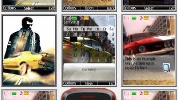 "Driver: San Francisco ""Theme for Nokia s40 240x320"" by Yurax"