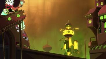 CONV/RGENCE - еще одна сюжетная игра от Riot Forge
