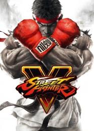 Обложка игры Street Fighter 5