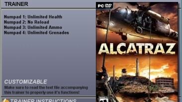 Alcatraz: Трейнер (+4) [1.0] {CheatHappens}