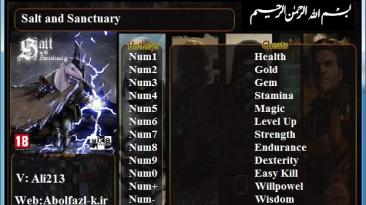 Salt and Sanctuary: Трейнер/Trainer (+12) [31.03.20] {Abolfazl.k}