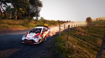 WRC 9 - Выйдет в Steam 16 сентября, завтра появится трейлер WRC 10