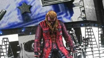 "WWE2K18 ""Мод EDGE RR 21"""