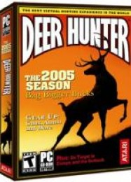 Обложка игры Deer Hunter 2005