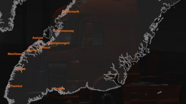 "Euro Truck Simulator 2 ""Проект Гренландия v0.20 (1.40.x)"""