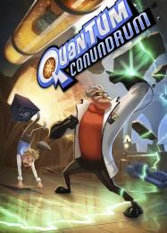 Обложка игры Quantum Conundrum