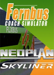 Обложка игры Fernbus Simulator: Neoplan Skyliner