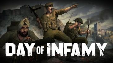 Состоялся релиз игры Day of Infamy - исторического экшена про Вторую Мировую