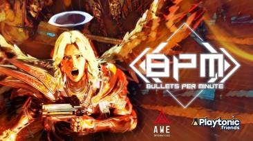 Новый трейлер консольных версий BPM: Bullets Per Minute