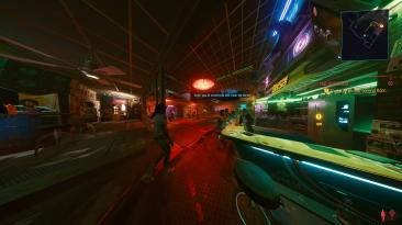 """Cyberpunk 2077 """"Улучшенный угол обзора"""""""