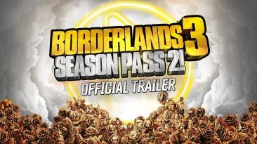 Состоялся релиз второго сезонного абонемента Borderlands 3
