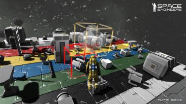"Space Engineers ""Текстуры с низким разрешением"""