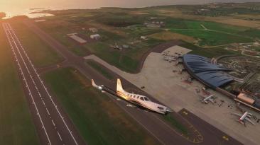 Тизер-трейлер надстройки пейзажей Маврикия для Microsoft Flight Simulator
