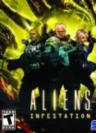 Обложка игры Aliens: Infestation