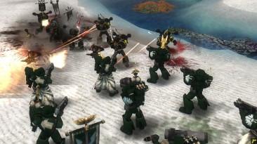 """Warhammer 40.000: Dawn of War """"Dark Angels Mod v.2.3"""""""
