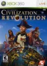 Обложка игры Sid Meier's Civilization: Revolution
