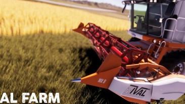Релизный трейлер Real Farm