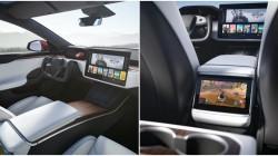 В новой Tesla Model S можно будет сыграть в The Witcher 3