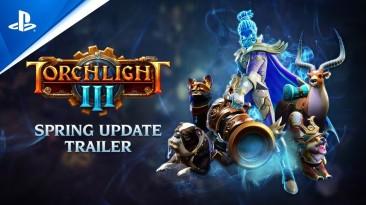 Echtra Games прекращает работу над Torchlight 3 с выпуском весеннего обновления