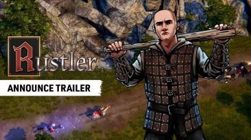 Средневековый экшн с открытым миром Rustler выйдет на PS5, Xbox Series, PS4, Xbox One и Switch в 2021 году
