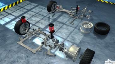 Car Mechanic Simulator 2015 прикатила в Steam