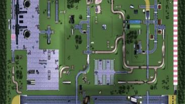 "Crashday ""карта Lost City map"""