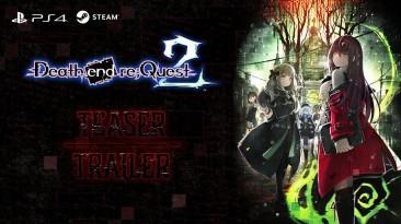 Первый тизер-трейлер Death End re;Quest 2