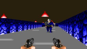 """Wolfenstein 3D """"Extreme Wolfenstein v4"""""""