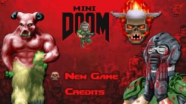 """Doom 4 """"Mini DOOM"""""""