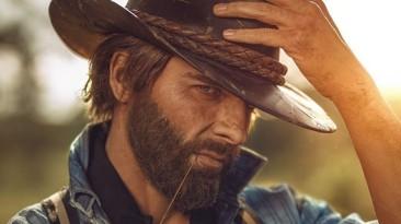 Восхитительный косплей на Артура Моргана из Red Dead Redemption 2
