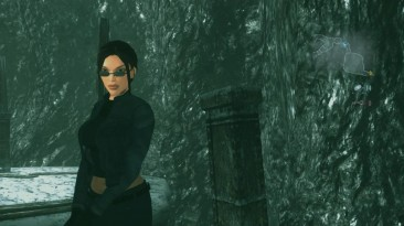 "Resident Evil: Revelations ""Замена Джилл на Лару Крофт из игры Tomb Raider: The Angel of Darkness"""