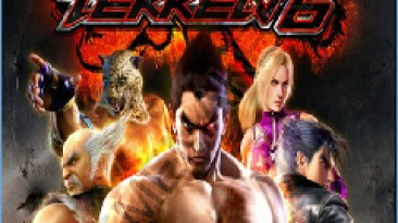 Тема Tekken 6 на Nokia 240x320 SE