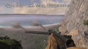Call of Duty - WWII - Все оружие и экипировка + DLC
