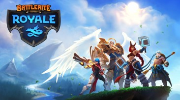 Battlerite Royale теперь бесплатна