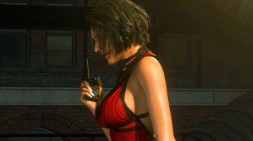 "Resident Evil 3 ""Джилл Тифа"""