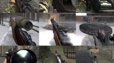 Call Of Duty 3-5 MOD V2