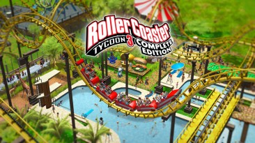 В EGS началась раздача RollerCoaster Tycoon 3: Complete Edition