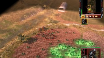 "Command & Conquer 3: Tiberium Wars ""Карта - Pastoral Genocide"""