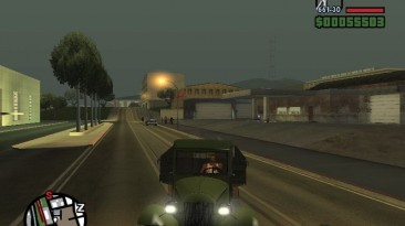 "Grand Theft Auto: San Andreas ""ГАЗ-АА"""