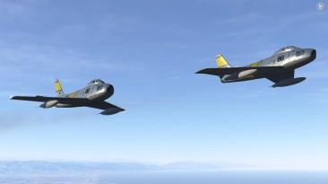 Анонсирован модуль DCS F-86F